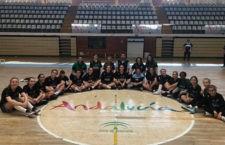La joven jiennense Irene Soto, única jiennense en la preselección andaluza Minibasket