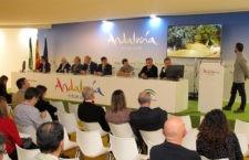 La Andalucía Bike Race 2019 se ha presentado en el marco de Fitur 2019. Foto: Diputación de Jaén.