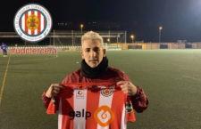 Rubén ocupará la portería del equipo tosiriano. Foto: UDC Torredonjimeno.