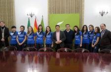 Diputación mantendrá su colaboración con el Club de Tenis de Mesa de Linares