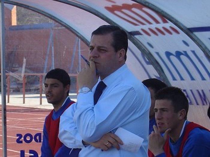 """Antonio de la Torre Camacho, """"Torreca"""", nuevo entrenador del Martos CD"""