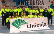 El Unicaja femenino, subcampeón de Andalucía sub'20 en pista cubierta