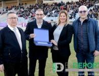 La afición en La Victoria (Real Jaén-Atarfe Industrial) (17-02-19)