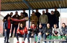 La afición en el Ciudad de Martos (Martos CD-Real Jaén) (10-02-19)