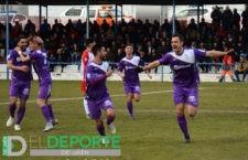Antonio López firma un doblete en el triunfo del Real Jaén en Martos