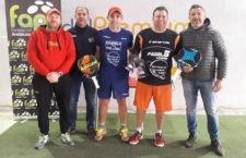 Padel Premium acogió el Campeonato Provincial de Menores y Veteranos de padel