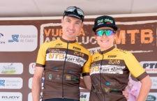 Carrasco y Beltrán confirman su presencia en la Vuelta a Andalucía MTB 2019