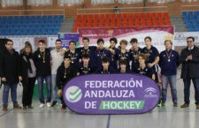 El equipo catalán se proclamó campeón de España de Hockey Sala juvenil. Foto: Ayto. Alcalá la Real.
