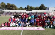 Andújar y Torreperogil acogieron otra sesión de las fiestas bebé de fútbol 8 y fútbol sala
