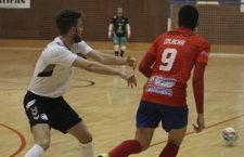 El Mengíbar FS suma un punto frente al Rivas Futsal. Foto: LNFS.