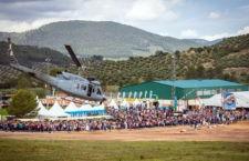 El XX Festival Internacional del Aire 'El Yelmo' se celebrará entre el 31 de mayo y el 2 de junio