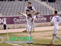 Nueva goleada de un Real Jaén intratable