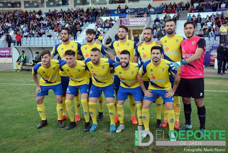 El Huétor Tájar se enfrenta al Real Jaén este domingo.