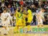 El Jaén FS recupera su buen nivel en la victoria frente a Segovia Futsal