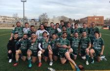 Los jiennenses se consolidan en la cuarta plaza. Foto: Jaén Rugby.