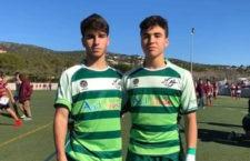 Los canteranos del club jiennense vuelven al combinado andaluz. Foto: Jaén Rugby.