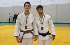 Javier Sánchez y Eduardo Ordóñez buscan plaza para el Campeonato de España junior de judo