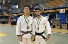 Los jiennenses Javier Sánchez y Eduardo Ordóñez participarán en la final del Campeonato de España júnior de judo