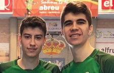 Antonio Pérez y Karim Boumedian, convocados por la selección española sub-19 para jugar en Letonia