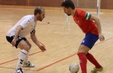 Mengíbar FS buscará los tres puntos ante Zaragoza. Foto: Mengíbar FS.