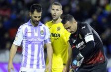 Moyano, suplente frente al FC Barcelona. Foto: La Liga.