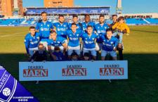 Chendo da la victoria al Linares Deportivo con un 'hat-trick'
