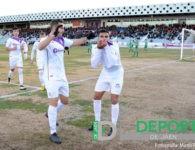 Ajustada y trabajada victoria del Real Jaén ante el Vélez CF