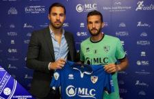 """Rodri, orgulloso por seguir en el Linares, """"su casa"""""""