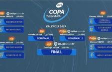 Teledeporte y LaLigaSportstv retransmitirán la Copa de España