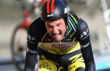 El ciclista belga refuerza su liderato en la Ruta del Sol. Foto: Karlis.