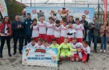 Atlético Jaén, campeón en fútbol mixto. Foto: Fundación Covap.