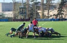Ajustada derrota de los jiennenses ante Alcobendas B. Foto: Jaén Rugby.