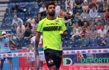 Antonio Luque: «Repetir el cuadro final en el Jaén Open sería algo espectacular»