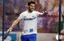 Gran arranque de temporada para Antonio Luque. Foto: World Padel Tour.