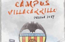 Villacarrillo acogerá un campus de fútbol organizado por el Valencia CF
