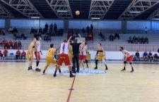 Victoria del CB Cazorla y derrotas de CB Martos y CB Andújar. Foto: FAB Jaén.
