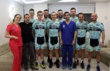 El Cleardent-Sport Bike-Clínica Luis Baños se refuerza con tres incorporaciones