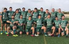 El equipo jiennense despide la temporada con derrota. Foto: Jaén Rugby.