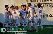 Raúl García da la victoria al Real Jaén ante el Mancha Real