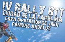 La Carolina será el punto de partida de la Copa Diputación Jaén BTT Rally 2019