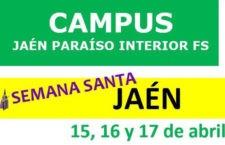 Abierto el plazo de inscripción para el Campus de Semana Santa del Jaén FS