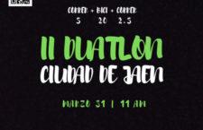 Abierto el plazo de inscripción para el II Duatlón Ciudad de Jaén