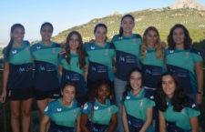 Hujase Jaén, subcampeón de su grupo en Primera División Femenina de tenis de mesa