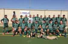 El equipo jiennense despide la temporada como local. Foto: Jaén Rugby.