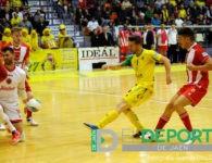El Jaén FS suma un punto ante el Cartagena y certifica el playoff
