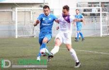 El Real Jaén no pasa del empate en la cancha del CD El Palo
