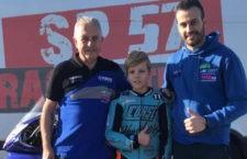 Jesús Torres estrena equipo como piloto del SP57 Junior Team