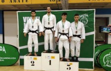 Eduardo Ordóñez participa en la Copa de Europa Júnior de Judo en Coimbra