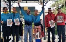 Albanchez de Mágina acogió la prueba provincial. Foto: Club Sierra Sur Jaén.