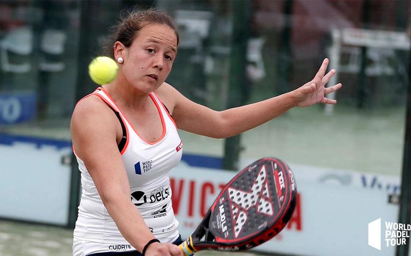 Marta Porras estará en el cuadro final del Marbella Master tras el sorteo lucky loser